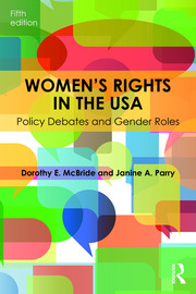 WOMEN'S RIGHTS USA - 1st Edition book cover