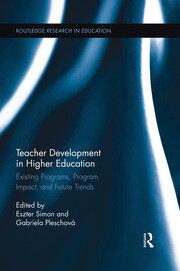 Teacher Development in Higher Education