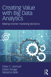 Featured Title - Big Data Analytics - Verhoef - 1st Edition book cover