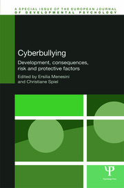 Cyberbullying: Development, Consequences, Risk and Protective Factors