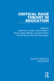 Critical Race Theory in Education (4-vol. set)