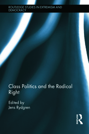 Right- wing populist parties and the working- class vote: what have you done for us lately? HANS - GEORG BETz AND SUSI MERET