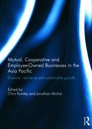 Featured Title - Mutual, Cooperative & Employee-Owned Businesses Asia Pacific - 1st Edition book cover