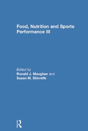 Nutrition guidelines for strength sports: Sprinting, weightlifting, throwing events, and bodybuilding