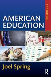 American Education 17e *Spring* - 1st Edition book cover