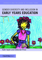 Featured Title - Gender Diversity and Inclusion in Early Years Education - 1st Edition book cover