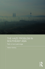 Featured Title - The Haze Problem in Southeast Asia - Varkkey - 1st Edition book cover