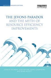 Empirical Evidence for the Jevons Paradox