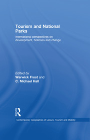 Tourism and National Parks, Frost - 1st Edition book cover
