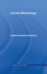Current Morphology