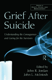 International Perspectives on Suicide Bereavement—The Australian Example