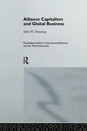 Alliance Capitalism and Global Business