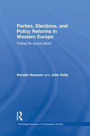Parties, Elections, and Policy Reforms in Western Europe: Voting for Social Pacts