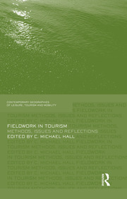 Fieldwork in Tourism - Hall - 1st Edition book cover