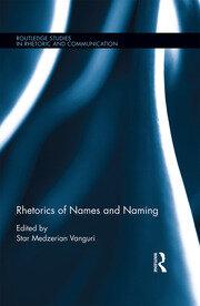 Rhetorics of Names and Naming