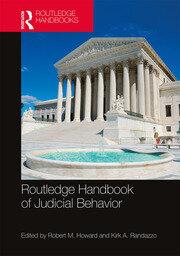 HBK Judicial behavior (Howard & Randazzo)