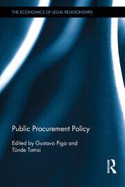 Public Procurement Policy
