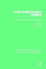 Contemporary Yemen: Politics and Historical Background