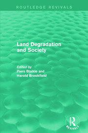 Measuring land degradation