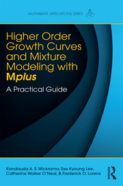 Higher-Order Growth Curves and Mixture Modeling with Mplus: A Practical Guide