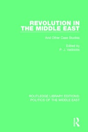 The Economic Aspects of Revolution in the Middle East