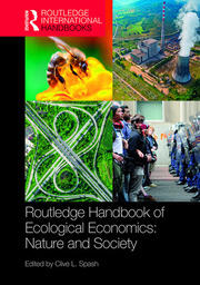 Routledge Handbook of Ecological Economics - 1st Edition book cover