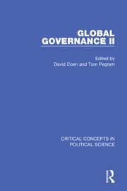 Global Governance II