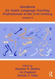Handbook for Arabic Language Teaching Professionals Vol II - 1st Edition book cover