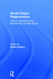 Smart Urban Regeneration - Huston - 1st Edition book cover