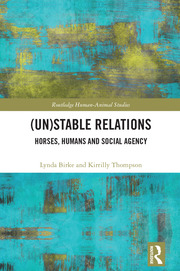 (Un)Stable Relations: Horses, Humans and Social Agency