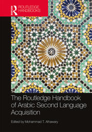 Routledge Handbook of Arabic Second Language Acquisition