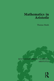 Mathematics in Aristotle