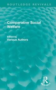 Comparative Social Welfare