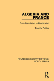 Algeria and France: From Colonialism to Cooperation