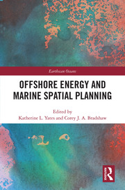 Offshore Energy and Marine Spatial Planning