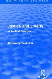 Justice and Liberty: A Political Dialogue