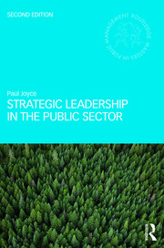 Strategic Leadership in the Public Sector