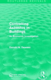 Controlling Asbestos in Buildings