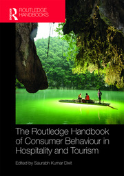 Featured Title - Handbook of Consumer Behaviour in Hospitality and Tourism - 1st Edition book cover