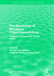 The Economics of Managing Chlorofluorocarbons