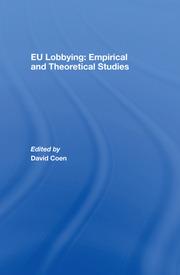 EU Lobbying: Empirical and Theoretical Studies