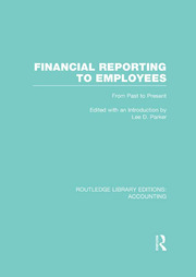 Financial Reporting to Employees: From Past to Present