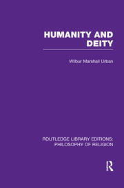 Humanity and Deity