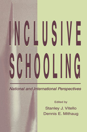 Inclusive Schooling: National and International Perspectives