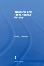 Friendship and Agent-Relative Morality