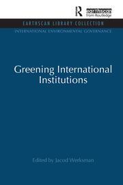 Greening International Institutions