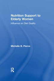 Nutrition Support to Elderly Women: Influence on Diet Quality