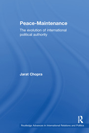 Peace Maintenance: The Evolution of International Political Economy
