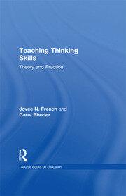 Teaching Thinking Skills: Theory & Practice