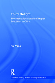 The Third Delight: Internationalization of Higher Education in China